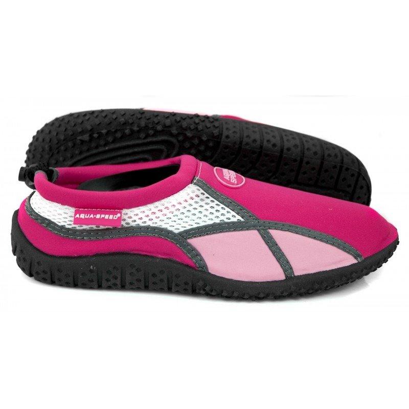 c8e824f0 Buty do wody Aqua Speed Aqua Shoe 17B różowe | ONA \ Obuwie ...