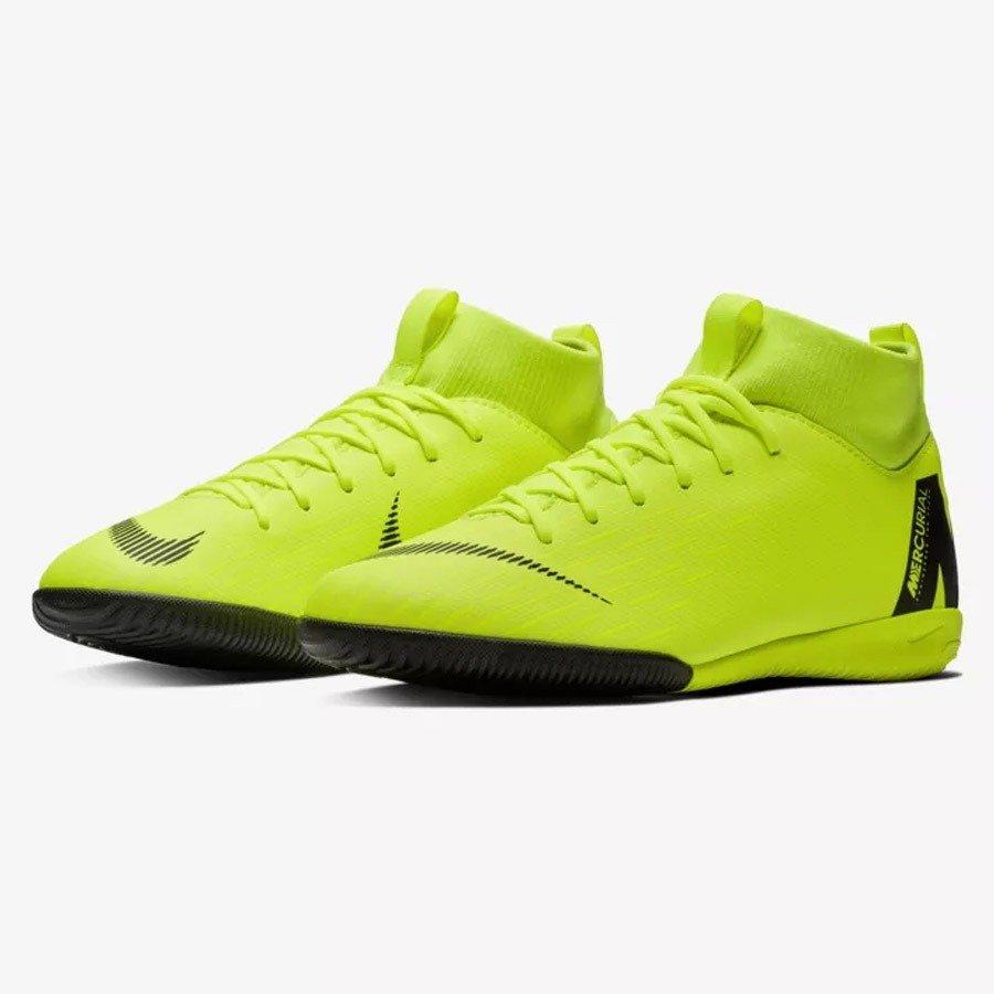 wyprzedaż sprzedaż obuwia specjalne do butów Buty halowe Nike Jr Superfly 6 GS IC zółte | MARKI \ Nike ...