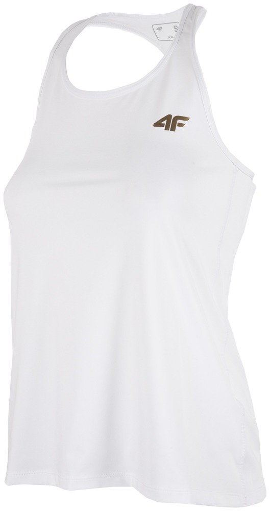 288514d8c Damska koszulka 4F H4L19 TSDF001 biała · Damska koszulka 4F H4L19 TSDF001  biała ...