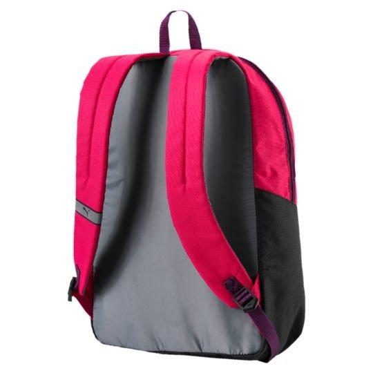 67276844e1745 ... Plecak miejski Puma Pioneer różowy 074714-04 ...